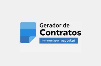 COMO MONTAR UM CONTRATO EM POUCOS MINUTOS GRATUITAMENTE | COM REPORTEI